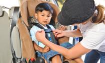 Cách lắp ghế trẻ em - trang bị người Việt chưa để ý