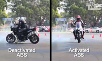 Cách chọn hệ thống chống bó phanh ABS của xe 2 bánh