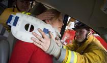 5 chấn thương thường gặp do tai nạn ô tô
