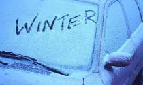 Chăm sóc xe vào mùa lạnh, cần lưu ý gì?
