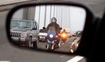 Điểm mù trên xe và những sai lầm thường mắc phải