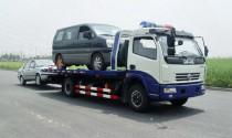 Xe ô tô 7 chỗ có quyền kéo ô tô 4 chỗ bị hỏng dọc đường không?