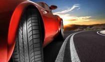 Tại sao lốp xe có màu đen?
