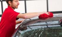 Bí quyết rửa xe ô tô như mới dịp Tết