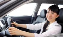 Phụ nữ muốn học lái xe ô tô cần lưu ý điều gì?