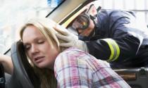 Làm gì để tránh chấn thương cổ khi gặp tai nạn?