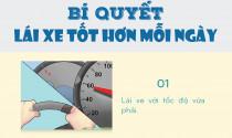 Bí quyết để lái xe tốt hơn mỗi ngày (P1)