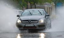 Những điều cần cẩn trọng khi lái xe dưới trời mưa