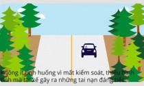 Xử lý tình huống khi xe đang bị mất phanh đột ngột
