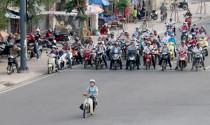 Ở Việt Nam không phân biệt lỗi vượt đèn vàng hay đỏ