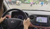 Nhiều tài xế Việt mắc lỗi khiến vô-lăng bị khóa chặt