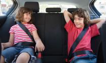 Lưu ý lái xe an toàn khi du xuân cùng con nhỏ