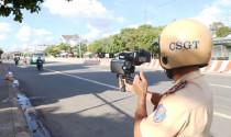 Cảnh sát giao thông được bắn tốc độ ở đâu và khi nào?