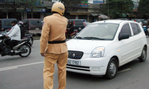 Xử phạt ô tô đi sai làn đường thế nào?