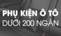 Các món phụ kiện ô tô hữu ích dưới 200 ngàn tại Việt Nam