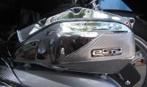 Gắn ốp inox trang trí trên cho xe máy, lợi bất cập hại!