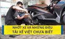 Nhớt xe và những điều tài xế Việt chưa biết