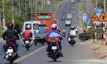 Tôi bị ám ảnh ôtô khách mỗi lần về quê bằng xe máy