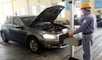 Chậm đăng kiểm ô tô có thể bị tước bằng lái 3 tháng