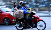Những lỗi mà tài xế xe máy dễ dính trong ngày Tết