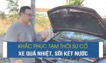 Nước mát và những cái giá phải trả vì thói quen của tài xế Việt