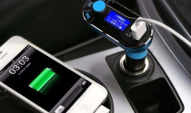 Sạc điện thoại, ipad trên ô tô và những mối nguy hiểm không lường trước được