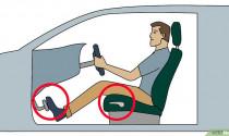 Hướng dẫn lái xe ô tô qua hình ảnh (Phần 1)