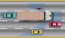 """Những kỹ năng đảm bảo an toàn khi """"chạm trán"""" xe container"""