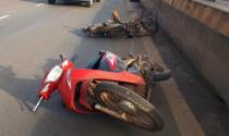 Gặp tai nạn xe máy, xử lý thế nào?