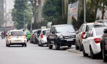 Từ 1/7/2020, đậu xe gập ghềnh có thể phạt đến 1 triệu đồng