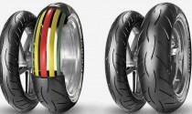 Gắn lốp lớn trên vành zin của xe máy có mang lại khả năng bám đường tốt?