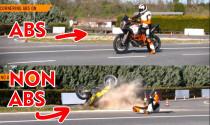 ABS cho xe máy, những lầm tưởng dễ đo đường