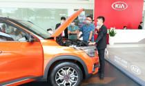 Thị trường ôtô tránh giảm sốc nhờ thuế phí