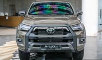 Toyota Hilux facelift 2021 chính thức ra mắt tại Malaysia