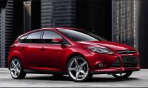 Ford Focus 2012 chiếc xe đa sắc màu