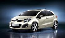 Kia Rio 2012 đến thị trường Việt Nam