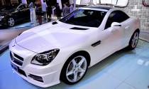 Mercedes SLK 2012 đến việt Nam