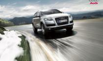 Audi Q7 2011 khẳng định một đẳng cấp khác biệt