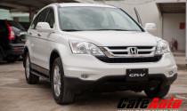 Honda CR-V Limited tinh tế và lôi cuốn hơn