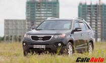 New Sorento – SUV cỡ lớn, giá hợp lý