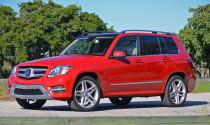 Mercedes-Benz GLK350 4Matic - mạnh mẽ hơn, sang trọng hơn