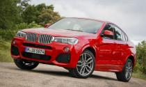 BMW X4 2014: sự kết hợp hoàn hảo giữa X3 và X6