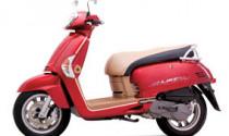Like 125 chiếc xe tích hợp phong cách Italia