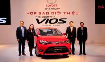 Toyota Vios 2014 tại Việt Nam có giá từ 538 triệu