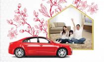 Techcombank cho vay mua ô tô với lãi suất ưu đãi bất ngờ