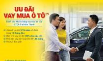 Nam Á Bank ưu đãi vay mua ô tô