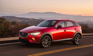 Soi chi tiết Crossover cỡ nhỏ Mazda CX-3