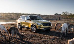 "Điểm qua Kia Seltos 2021 - SUV ""ngon nhất"