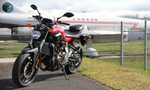 Yamaha FZ-07 2015 rẻ mà chất