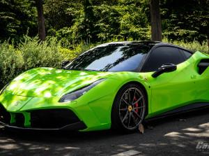 """Ferrari 488 GTB độ SVR hàng """"thửa"""" trong làng siêu xe"""